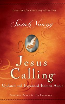 Jesus Calling - Young, Sarah, and Gurley, Nan (Read by), and Russell, Bill (Read by)