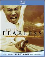 Jet Li's Fearless [Director's Cut] [WS] [2 Discs] [Blu-ray]
