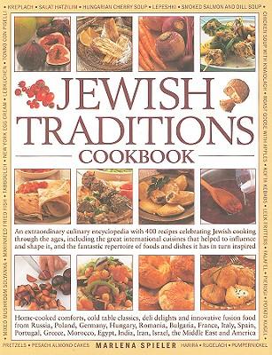 Jewish Traditions Cookbook - Spieler, Marlena
