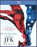 JFK [Director's Cut] [Blu-ray]