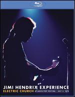 Jimi Hendrix Experience: Electric Church - Atlanta Pop Festival [Blu-ray]