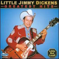 Jimmy Dickens' Greatest Hits - Little Jimmy Dickens