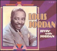 Jivin' with Jordan [Proper Box] - Louis Jordan