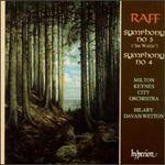 Joachim Raff: Symphonies Nos. 3 & 4