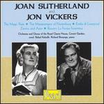 Joan Sutherland and Jon Vickers