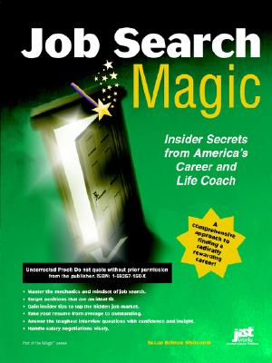 Job Search Magic: Insider Secrets from America's Career and Life Coach - Whitcomb, Susan Britton