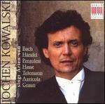 Jochen Kowalski singt Arien