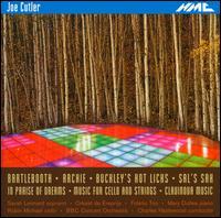 Joe Cutler: Bartlebooth; Archie; Buckley's Hot Licks - Andrew Sparling (clarinet); Darragh Morgan (violin); Mary Dullea (piano); Orkest de Ereprijs; Robin Michael (cello);...