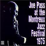 Joe Pass at the Montreux Jazz Festival 1975