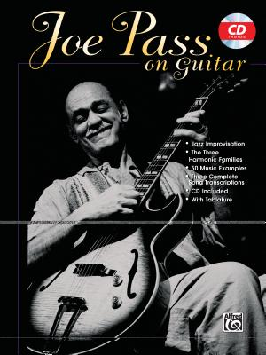 Joe Pass on Guitar - Pass, Joe