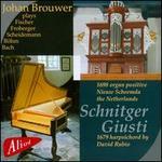Johan Brouwer Plays Fischer, Froberger, Scheidemann, Böhm, Bach
