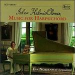 Johan Helmith Roman: Music for Harpsichord