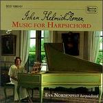Johan Helmith Roman: Music for Harpsichord