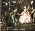 Johann Bernhard Bach: Ouvertures