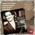 Johann & Carl Stamitz: Klarinettenkonzerte, Vol. 1