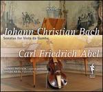 Johann Christian Bach, Carl Friedrich Abel: Sonatas for Viola da Gamba