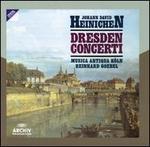 Johann David Heinichen: Dresden Concerti - Musica Antiqua Köln; Reinhard Goebel (conductor)