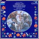Johann Ernst Eberlin: Sacred Choral Music - Christopher Whitton (organ); Rodolfus Choir (choir, chorus)