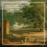 Johann Gottlieb Graun, Carl Heinrich Graun: Concerti