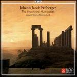 Johann Jacob Froberger: Strasbourg Manuscript