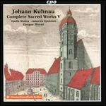 Johann Kuhnau: Complete Sacred Works Vol. 5