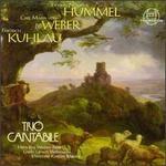 Johann Nepomuk Hummel, Carl Maria von Weber, Friedrich Kuhlau