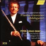 Johann Sebastian Bach: Flauto traverso obbligato! - Arias from Cantatas