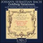 Johann Sebastian Bach: Goldberg-Variationen, Version for String Trio