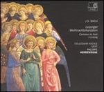 Johann Sebastian Bach: Leipziger Weihnachtskantaten