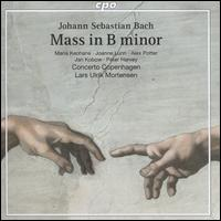 Johann Sebastian Bach: Mass in B minor - Alex Potter (alto); Christopher Watson (tenor); Else Torp (soprano); Hanna Kappelin (soprano); Jakob Bloch Jespersen (bass);...