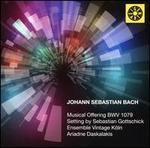 Johann Sebastian Bach: Musical Offering, BWV 1079