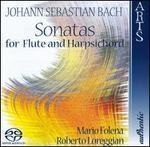 Johann Sebastian Bach: Sonatas for Flute and Harpsichord