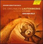 Johann Sebastian Bach: The Original Lute Works