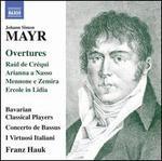 Johann Simon Mayr: Overtures