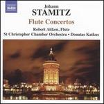 Johann Stamitz: Flute Concertos
