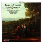 Johann Stamitz: Missa Solemnis