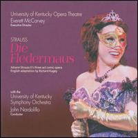Johann Strauss II: Die Fledermaus - Caleb C. Ashby (vocals); Daniel Koehn (vocals); Dione Johnson (vocals); Ellen Graham (vocals); Gavin Wigginson (vocals);...