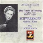 Johann Strauss II: Eine nacht in Venedig