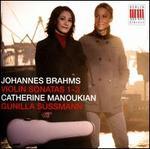 Johannes Brahms: Violin Sonatas 1-3