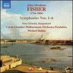 John Abraham Fisher: Symphonies Nos. 1-6