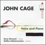 John Cage: Voice & Piano