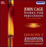 John Cage: Works for Percussion, Vol. 5