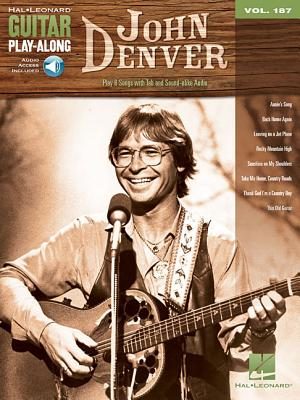 John Denver: Guitar Play-Along Volume 187 - Denver, John
