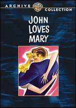 John Loves Mary - David Butler