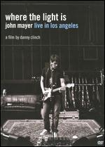 John Mayer: Where the Light Is - Live in Los Angeles - Danny Clinch