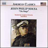 John Philip Sousa: On Stage - Horst Lindner (trumpet); Mathus Betko (flute); Razumovsky Symphony Orchestra
