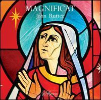 John Rutter: Magnificat - Patricia Forbes (soprano); Cambridge Singers (choir, chorus); City of London Sinfonia; John Rutter (conductor)