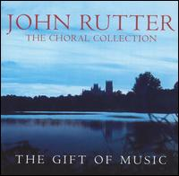 John Rutter: The Gift of Music - Allan Clayton (tenor); Caroline Ashton (soprano); Guitar French (guitar); Jane Mitchell (flute);...