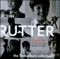 John Rutter: The Tewkesbury Collection - Alexandra Lowdon (oboe); Carleton Etherington (organ); Christopher Borrett (baritone); Christopher Monk (baritone);...