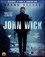 John Wick [2 Discs] [Blu-ray/DVD]